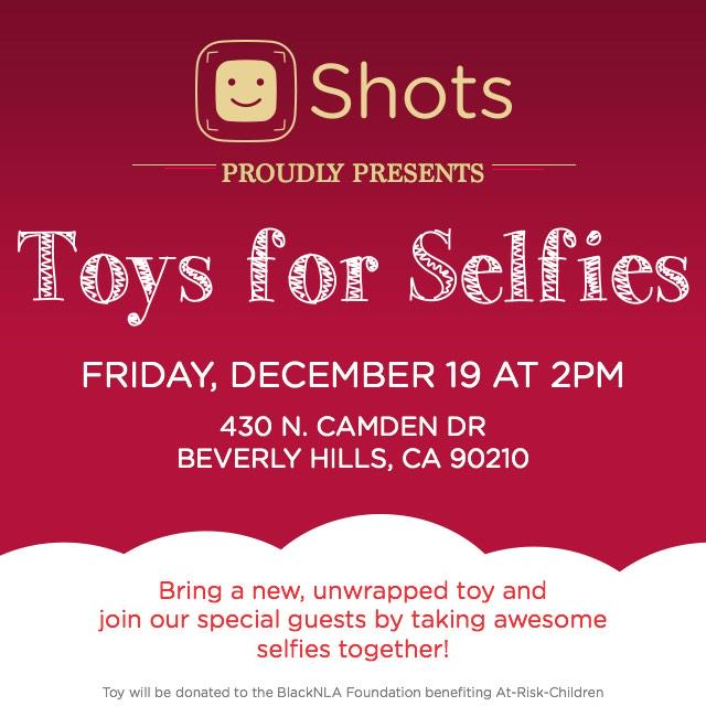 Can't wait for tomorrow! #ToysForSelfies http://t.co/sbxarr0m7v