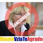 SANCIONADA #ObamaVzlaTeAgradece http://t.co/tPD8PyQ9fM
