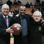 Bethel Coach Craig Brehon after his 300th win, 75–41 over Gloucester. http://t.co/pQuGjVthkm