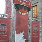 Lots of hockey this weekend in #ygk @KingstonFronts @hometownhockey in Mkt Sq + World Jrs in @downtownktown ! http://t.co/caML2UHl5g