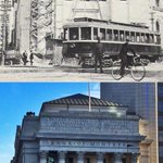 #Winnipeg Now+Then: Bank of Montreal under construction and 101 years later. http://t.co/JL7yBkhefu