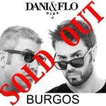 Hoy los AMIGOS DE BURGOS se reirán mucho con @danimartinezweb y yo en #vuelvenNOvuelven  GRACIAS POR SER TANTOS!!! http://t.co/VqE4w6FqIe