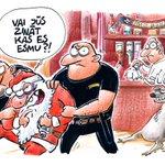 http://t.co/eVZvKr1kND Paldies @artuss par ierosmi karikatūrai! Priecīgus! http://t.co/b2SvuSghqk