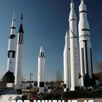 """Huntsville: For when it IS Rocket Science!"" #Huntsville motto @Go2HuntsvilleAL http://t.co/KmtTI0hjH4"