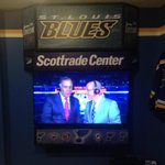 When you move to Cincy and cant go to @StLouisBlues @ScottradeCenter  anymore, you build your own!! Here we go!! #LGB http://t.co/2DHOI2yOOf