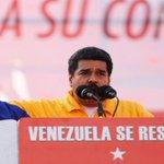 #LaPatriaDeBolivarNoSeDoblega    @NicolasMaduro rechaza sanciones de #EEUU    http://t.co/lmbxDTSJ0I http://t.co/sxOexJSk5O