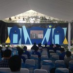 #nowhappening Peluncuran 4G LTE XL di Fakultas Teknik UGM.   #FlashBreak http://t.co/D6FpgEORxo