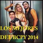 JESSICA TORRES Y DIEGO ACHAR SIN LUGAR A LAS DUDAS FUERON LOS MEJORES DEL #BCPY2014. http://t.co/lTAmtzxEZG