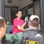 María Uzcátegui es otro rostro de la violación de DDHH en Venezuela. Detenida por apoyar estudiantes en protestas http://t.co/N8SwsYB8jh