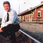 Bill Clinton look like he bout to drop the hardest mixtape of the year http://t.co/W6PeCzsKPC