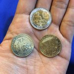 New coins by @BangkoSentral (from top, clockwise): Apolinario Mabino, Gen. McArthur, and OFWs http://t.co/73qe3yxAgc | @paolomontecillo