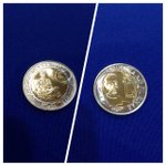 First commemorative coin is the 150th year of PH hero Apolinario Mabini on the P10-piso circulating coin. http://t.co/l8leBeWmU7