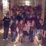 Had such a great night with all of these great people😊🎅🎉🎄 #lovemyfriends http://t.co/Lcp6jPDAIf