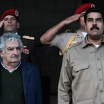 """¡ES CONTIGO NICOLÁS! José Mujica: """"Es una desgracia"""" que existan presos políticos en http://t.co/dDLWuSFYGx http://t.co/w33s6q4BeP"""