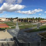 As much as Mesa is made fun of, they by far have the nicest school. http://t.co/JC7dmAhvcl