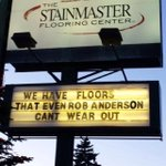 Fitz Flooring in #yyc bringing the LOLz! #ableg #RoombaRob #wrp #pcaa http://t.co/YPMpeKC4Jb