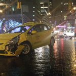 #Vancouver crews are on scene with a 2 car accident at Burrard St & Dunsmuir St. http://t.co/qWudZj40Z9