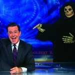 Why did Stephen Colbert end #TheColbertReport with that Neutral Milk Hotel song? http://t.co/vLXGIokcIs http://t.co/wNdA8RTymv