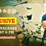 RT @apifilms: #IrudhiSuttru Exclusive Trailer Release - Today at 6PM @ActorMadhavan  Subscribe for updates ► http://t.co/zASNRPidl5 http://…