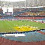 บูกิต จาลิล สนามที่ใช้แข่งขัน #AFFSuzukiCup รอบชิงชนะเลิศ วันพรุ่งนี้ #NationTV http://t.co/U959YbdD2j