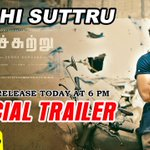 RT @apifilms: #IrudhiSuttru Official Teaser will be releasing shortly Get ready to view @ActorMadhavan New Macho look !!! http://t.co/Carhf…