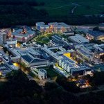 Our campus from the sky! Can you see your college? #LoveLancaster (via @NPAS_Warton) http://t.co/PG6jt5rkzu