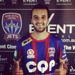 Congratulations to James Virgili on winning the @eventglendale Performance of the Week! #NEWvADL #NTUA http://t.co/siQC3K4EVr