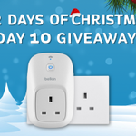 Control your sockets with your smartphone, win a WiFi Switch in todays giveaway! Follow & RT to enter #SmarterLiving http://t.co/V8qdOcBQMP