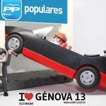 Última hora: Un hombre empotra su coche contra la sede del PP de Génova 13 mientras Rajoy tomaba un cafelito... http://t.co/veIE81wGhI