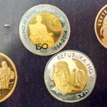 New limited edition coins out by Monday, only 30M will be released (22B old coins now in circulation). | @ruthcabal15 http://t.co/uKzqPy9jKL