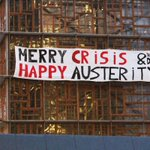 #EU Now in the EU district of Brussels! Merry Crisis and Happy Austerity to you all !!! #D1920  via @CADTM_Int https://t.co/5tdvIpjDIZ