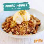 @giraffetweet: Final #DinnerWinner of 2014 = 2x £40 of vouchers up for grabs! RT & Follow Well pick 2 winners @ 5pm! http://t.co/aKkGJ0O8ti