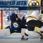 The #NHLJets face off against the Boston Bruins tonight >> http://t.co/DXyY1Fk5ga http://t.co/WC2m9Huvfa