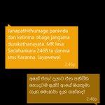 What else we want to know about you H.E @PresRajapaksa ? 😜 http://t.co/0xPnc66d70