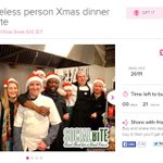 Support keeps rolling in for Social Bites Christmas campaign to help feed the homeless http://t.co/ZnpjeeTcC4 http://t.co/HGOO9gLgpU