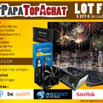 Concours #PetitPapaTopAchat   Cest parti pour le #LotFinal à 3377 € !  Pour participer, RT + Follow @TopAchat :-) http://t.co/TrsW3GDYpb