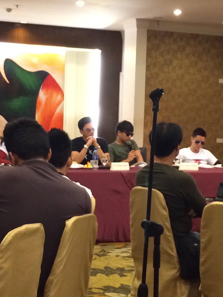 Tinamaan ako kasi Pamilya ko ang tinitira nila--Daniel Padilla http://t.co/R5IXS5V7dX