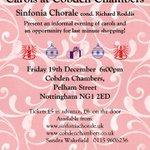 Get into the festive spirit at Cobden this evening #christmas #nottingham http://t.co/Usv0NIBpe3 http://t.co/LFDa4QKeX3