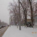 Механизированное подметание тротуаров по проспекту Кирова @Rudakov_i_a, @DepBlagSamara http://t.co/abgB4zPjZ4