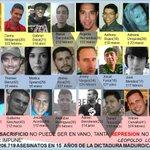 Por todos los asesinados por el Gob de Nicolás #ObamaVzlaTeAgradece pero tenemos mucho por hacer #SOSVenezuela http://t.co/klguSpkw97