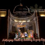 CEBU #Christmas2014 The belen at the Provincial Capitol up close http://t.co/QUAVdOGrtq