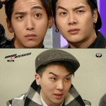 """Jackson, Mino & Baro should make a sub-unit called ""Eyebrow Legends"" LMAO THIS PLS http://t.co/s5DV7Cly4H"