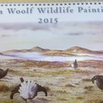 @NFUCountryside:#FreebieFriday is this gorgeous wildlife calendar by the talented @ColinWoolf RT or Follow to enter! http://t.co/XP6yLJSrMz