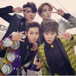 """""""@SMent_EXO: 141219 SHINee Key Instagram update with Xiumin, Infinite Woohyun and Dongwoo. http://t.co/vrcIfXde7h http://t.co/GKJgZZNybJ"""""""