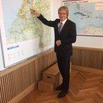 De heer Marc Witteman is de nieuwe burgemeester van Stichtse Vecht. Gefeliciteerd! http://t.co/GrmltVo2as