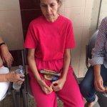 #19D -> María Elena Uzcátegui continua presa injustamente. 96 días tras las rejas de la DICTADURA #LiberenAMariaElena http://t.co/4xiR6X3OiB