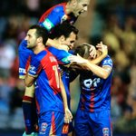OH WHAT A FEELING! The Jets mark their 10-year anniversary with a 2-1 win over @AdelaideUnited! #NEWvADL #NTUA http://t.co/UrBPAe7OSu
