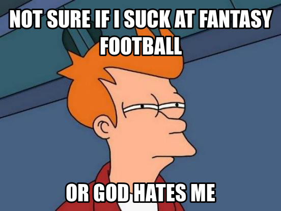 Lose your Fantasy league? WIN YOUR MONEY BACK TODAY! http://t.co/eF9s6nMCDS $10 to play, 1st=$5000! http://t.co/RhT0ipl97Q