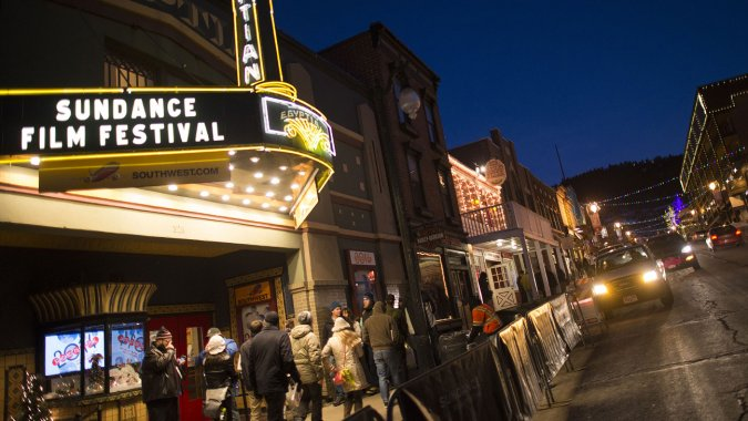 Sundance: Hollywood Reporter Replaces Entertainment Weekly as Media Partner   @SundanceFest