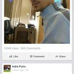 Indra Putra botakkan rambut setelah terima teguran. Goodluck esok #HarimauMalaya #Respect http://t.co/lK4CXJB4V3